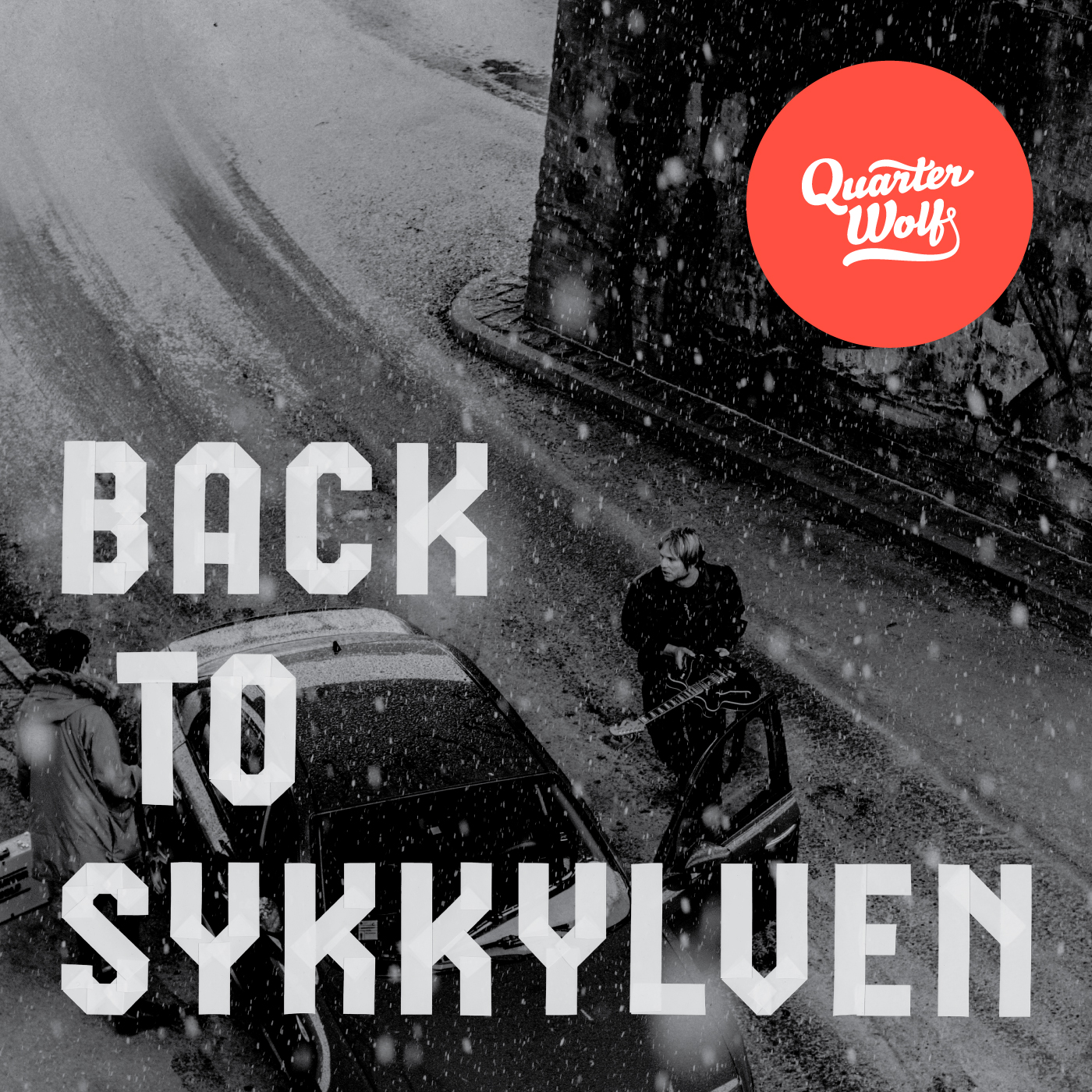 Back to Sykkylven cover artwork, QWEP02